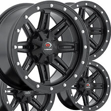 "4) 12"" RIMS WHEELS for 2009-2014 Honda TRX 420 Rancher AT 4WD IRS Type 550 ATV"