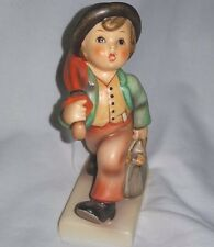 Goebel Hummel Merry Wanderer Walking Boy Figurine 11 2/0 TMK7