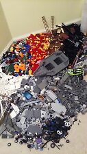 7.8 POUNDS OF 100% LEGO Bulk lot Bricks Parts Pieces technic, star wars, ect
