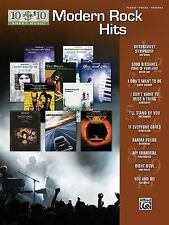 10 For 10 Sheet Music Modern Rock Hits Piano/Vocal/Chords, Hal Leonard Corp., Go