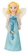 """Authentic Disney Store Pinocchio """"Blue Fairy"""" Deluxe Stuffed Plush Toy 20"""" Doll"""