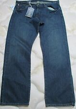 POLO RALPH LAUREN SLIM STRAIGHT 018 BLUE JEANS SIZE 36X34 NWT
