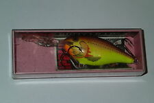 Rapala Risto Rap Size 7 cm Hot Mustard Color Fishing Lure