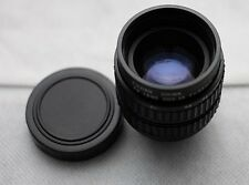 "New 35mm f1.7 2/3"" CCTV Lens C mount to Nikon 1 J2 V1 Canon EOS M2 or M camera"