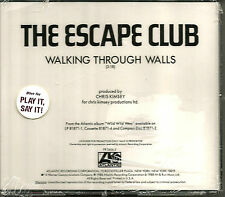 ESCAPE CLUB Walking Through Walls USA 1988 STIL SEALED PROMO Radio DJ CD single