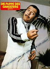 MARCELLO MASTROIANNI * Puppe des Gangsters - AUSHANGFOTO #1 - German  L C 1975