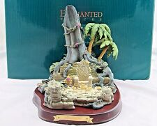 """WDCC Enchanted Places """"King Louie's Temple"""" Disney's The Jungle Book in Box"""