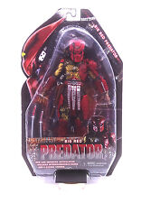 "8 "" inch NECA  Masked Predator BIG RED PREDATOR special version Action Figure"
