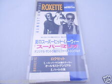 """RARE ROXETTE ALMOST UNREAL  Japan 3"""" CD Snap pack Single in Plastic Case"""