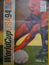 Complete World Cup 1994 USA 94 FIFA Football Album Rare Edition + Panini sticker