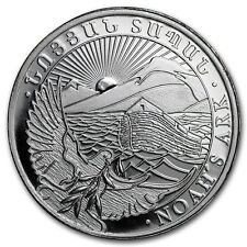 ARMENIE 100 Dram Argent 1/4 Once Arche de Noé 2017 1/4 Oz silver coin Noah's Ark