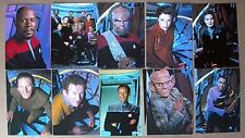 Star Trek:Deep Space 9  Postcard Set of 10 Cards from Germany (Set A)