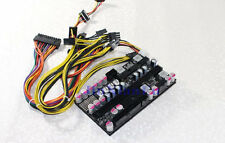 PSU High Power 24PIN 500W DC ATX Power Supply Dual 12V Output Channel zero noise