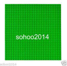 1pc Compatible for Lego Green BasePlate display Brick figure building 32x32 Dot