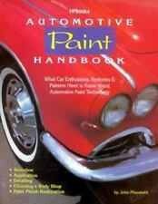 Automotive Paint Handbook by John Pfanstiehl (1992, Paperback) HPBooks