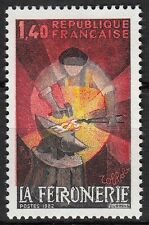 FRANCE TIMBRE NEUF  N° 2206 ** FERRONNIER A SON OUVRAGE METIERS D ART