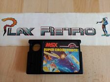 MSX INDESCOMP SUPER CROSS FORCE SOLO CARTUCHO