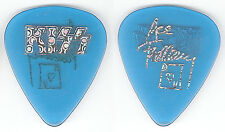 KISS-ACE FREHLEY *BLUE BUBBLE DOT* FAREWELL GUITAR PICK!