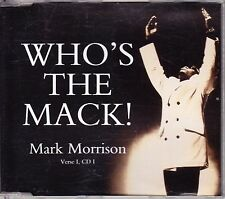 CD Mark Morrison - Who´s the Mack! - Maxi-CD