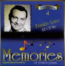All of Me, Vol.4 1999 by Laine,Frankie