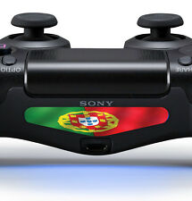 Portugal Flag Playstation 4 (PS4) controller Light Bar Decal Sticker