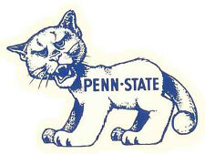 Penn State University   Nittany Lions    Vintage-Looking   Travel Decal  Sticker