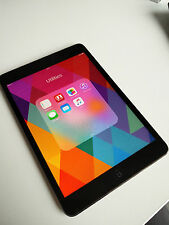 Apple iPad Mini - Generation 1 - 16GB - Black - WiFi only - with original box