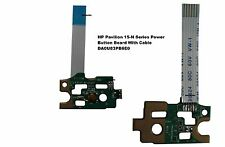 HP Pavilion 15-n Serie POWER BUTTON BOARD DA0U83PB6E0 con nastro 732076-001