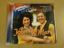 CD HOLLANDS GLORIE / JOHNNY & MARY