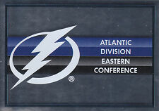 16/17 PANINI NHL STICKER TEAM LOGO #194 TAMPA BAY LIGHTNING *24845