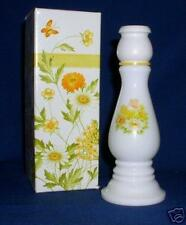 Vintage Avon Buttercup Candlestick Moonwind Cologne New in the Box