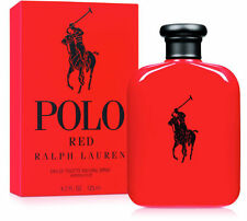 POLO RED by Ralph Lauren 4.2 oz EDT Cologne for men spray New in Box
