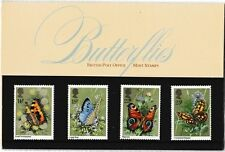 M1310dmsA5lc 1981 GB UK Butterflies British Stamp pack