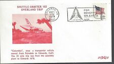 1979 Space Shuttle ColumbiaOverland Trip to Cape Canaveral aaa 13