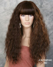 Super model Long Spanish Wavy Full Body Wig Brown Blonde mix HEP 4-27