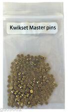 200 Pieces PC Kwikset Rekey Master Pins #6 Locksmith Rekeying Pin Kits