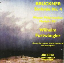 Anton Bruckner 4th  - Furtwängler 1951 CD