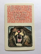 Jumanji Game Danger Card ONLY Open Door Lion 3 Replacement Part His fangs are