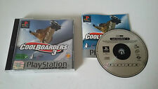 COOL BOARDERS 3 - SONY PLAYSTATION - JEU PS1 PSX PLATINUM COMPLET