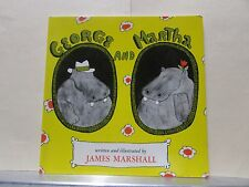 George and Martha by James Marshall, (Paperback), HMH Books for Young Readers ,