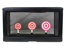 WELL Multi-Function Automatic Auto Return Airsoft Target with BB Trap