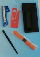 POLICE EMT AUTO CAR RESCUE TOOL KIT WINDOW PUNCH SEAT BELT CUTTER POUCH & MORE