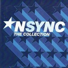 ★NSYNC The Collection CD BRAND NEW Camden Best Of Nsync N Sync Justin Timberlake