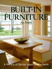 Built-In Furniture: A Gallery of Design Ideas for the Home (Idea Book)
