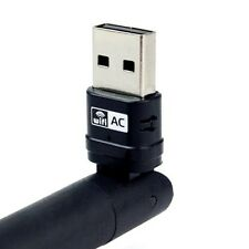 ADVANCE Adattatore USB WIRELESS N600 DUAL BAND CON 5dBi antenne esterne 802.11 AC