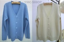Future City No.6 Shion cardigan Sweater blue/khaki Cosplay COSTUME F008