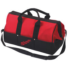Milwaukee 48-55-3530 26.5-Inch Dual Handle Shoulder Strap Contractor Bag