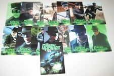 GREEN HORNET the MOVIE 2010 Rittenhouse 15 Card Set with CP1 (S. ROGAN/JAY CHOU)
