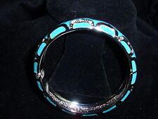 "Park Lane Jewelry, ""Ocean Breeze"" Bracelet, W/Genuine Austrian Crystals New!!!"
