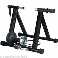 Cycling Trainer Bike Stationary Bicycle Stand Training Fat Loss Indoor Exercise!